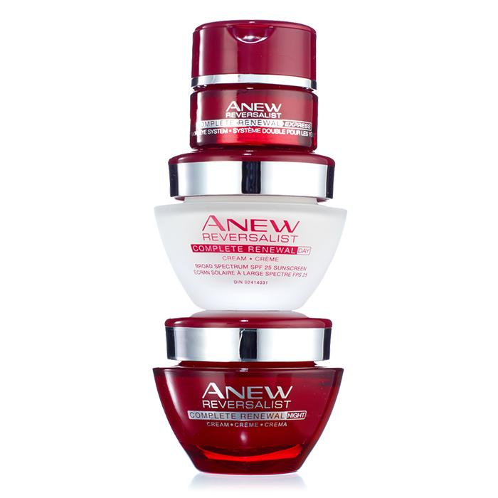 Anew Reversalist Line-Free 3 Step Regimen ($114 Value)